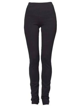 The Row - Black Corza Pant Black - Women