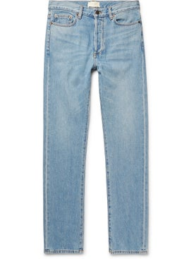 The Row - Bryan Jeans Light Indigo - Men