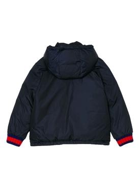 Kids Reversible Down Jacket