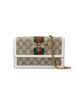 Gucci - Queen Margaret Mini Gg Crossbody Bag - Crossbody