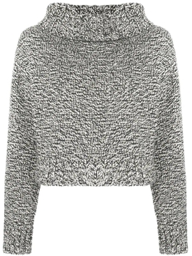 Luand roll neck sweater