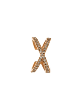 The x Earcuff Rose Gold
