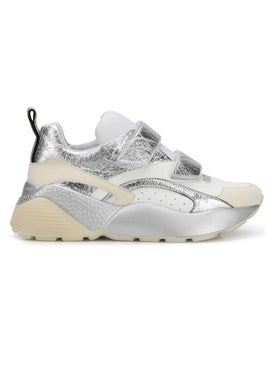 Stella Mccartney - Silver Eclypse Sneakers - Women