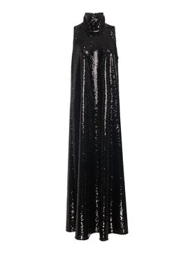 Co - Sequined Maxi Dress - Women