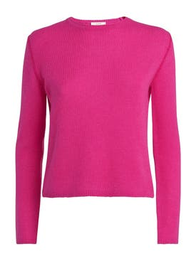 The Row - Cashmere Imani Top Fuschia - Women
