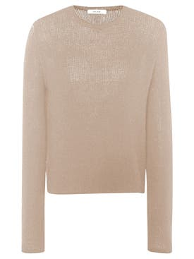 The Row - Cashmere Imani Top Oatmeal - Women