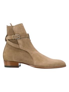 Wyatt 30 Jodhpur boots