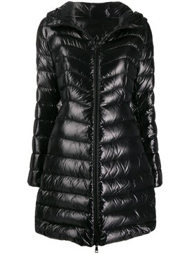 Moncler - Hooded Midi Puffer Jacket - Women