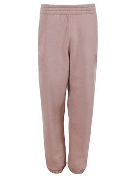Rose beige foundation terry sweatpants