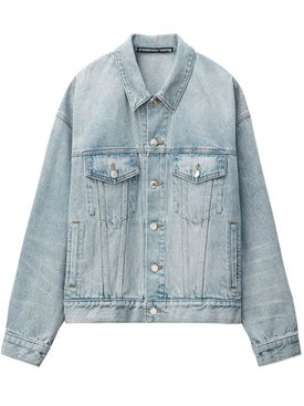 Alexanderwang - Bleach Blue Game Jacket - Women