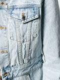 Alexanderwang - Long Length Denim Trench Coat - Jackets