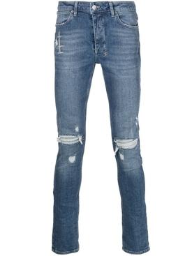 Van Winkle Ol Town Trashed Jeans 98 Denim