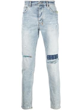 Chitch Kolor Stitch Jeans 98 Denim