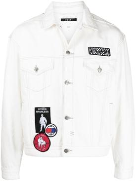 Oh G Jacket Retox White