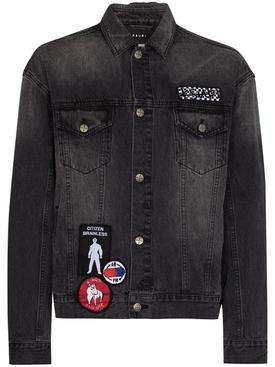 Oh G Jacket Retox Black