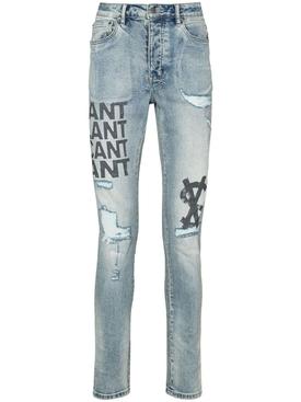 Chitch Bombz Jeans 98 Denim