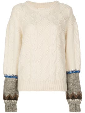 Rentrayage - Ivory Isle Of Skye Sweater - Women