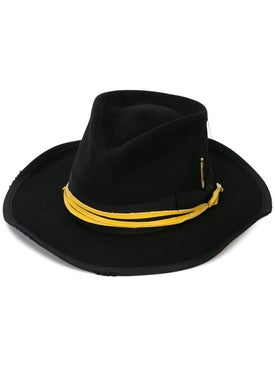 Nick Fouquet - Wayward Debutante Hat Black - Women