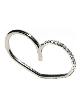 Eternal Double 1/2 Diamond Ring
