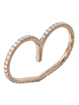 Eternal Double Diamond Ring