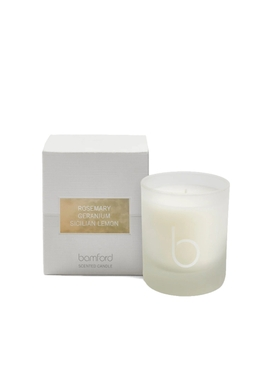 Rosemary single wick candle