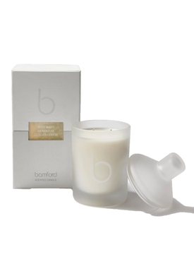 Rosemary double wick candle