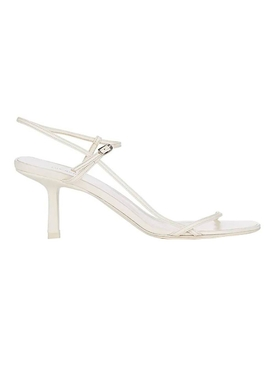 Bare Sandal 65mm WHITE