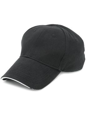BLACK EUROPA HAT