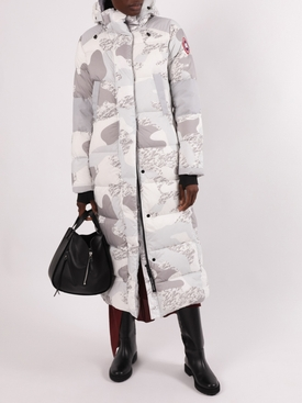 Alliston Parka, Aerial Camo Silverbirch
