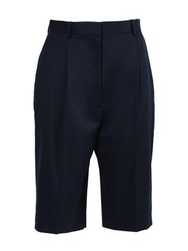 Navy Marco Bermuda Shorts