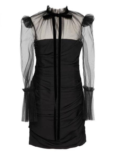 Khaite Jonah Silk Dress