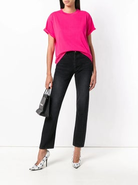 Balenciaga - Twisted Leg Jeans - Women