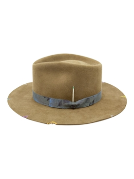Nick Fouquet - Whiskey Springs Felt Hat - Women