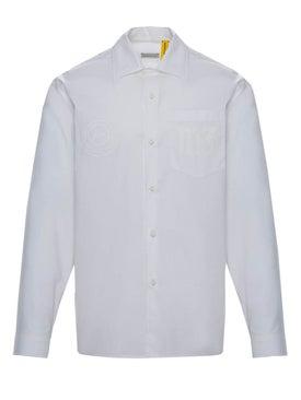 Moncler Genius - 7 Moncler Fragment Hiroshi Fujiwara Oxford Shirt - Men