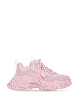 Triple S Sneaker Pink and White