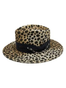 Lynx Felt Hat