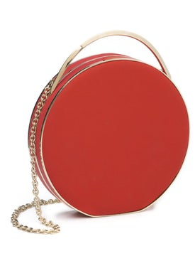 Eddie Borgo - Chet Minaudiere Leather Shoulder Bag - Women