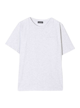 Kids heavy jersey T-shirt GREY