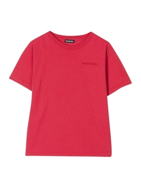 Kids heavy jersey T-shirt RED
