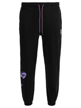 X KIDSUPER STUDIOS Sweatpants, Puma Black