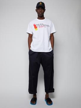 X KIDSUPER STUDIOS T-shirt, Puma White