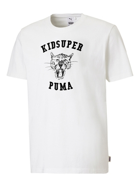 X KIDSUPER STUDIOS White T-shirt