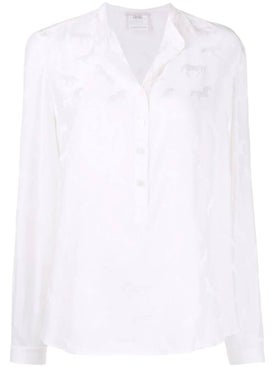 Stella Mccartney - Horse Print Blouse - Women