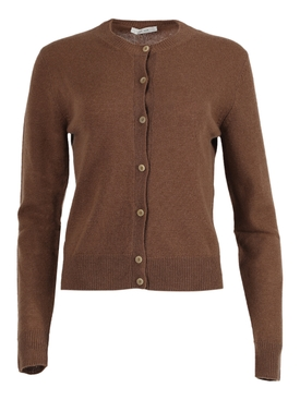 Annamaria Cardigan WALNUT
