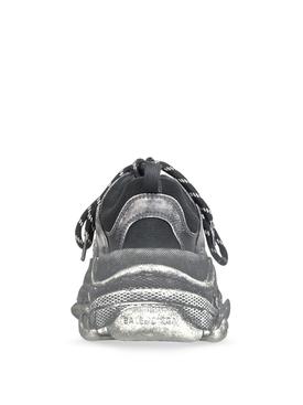 Faded Triple S Sneaker BLACK