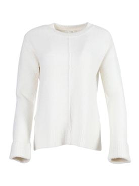 White Annegret jumper