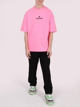 Green Clear Sole Triple S Sneaker