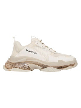 Balenciaga - Triple S Clear Sole Sneaker - Men