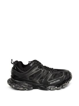 Track Sneaker Faded Black