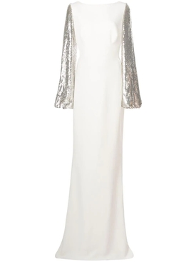 Oberon sequined gown